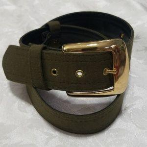 VTG Hunter Green Belt